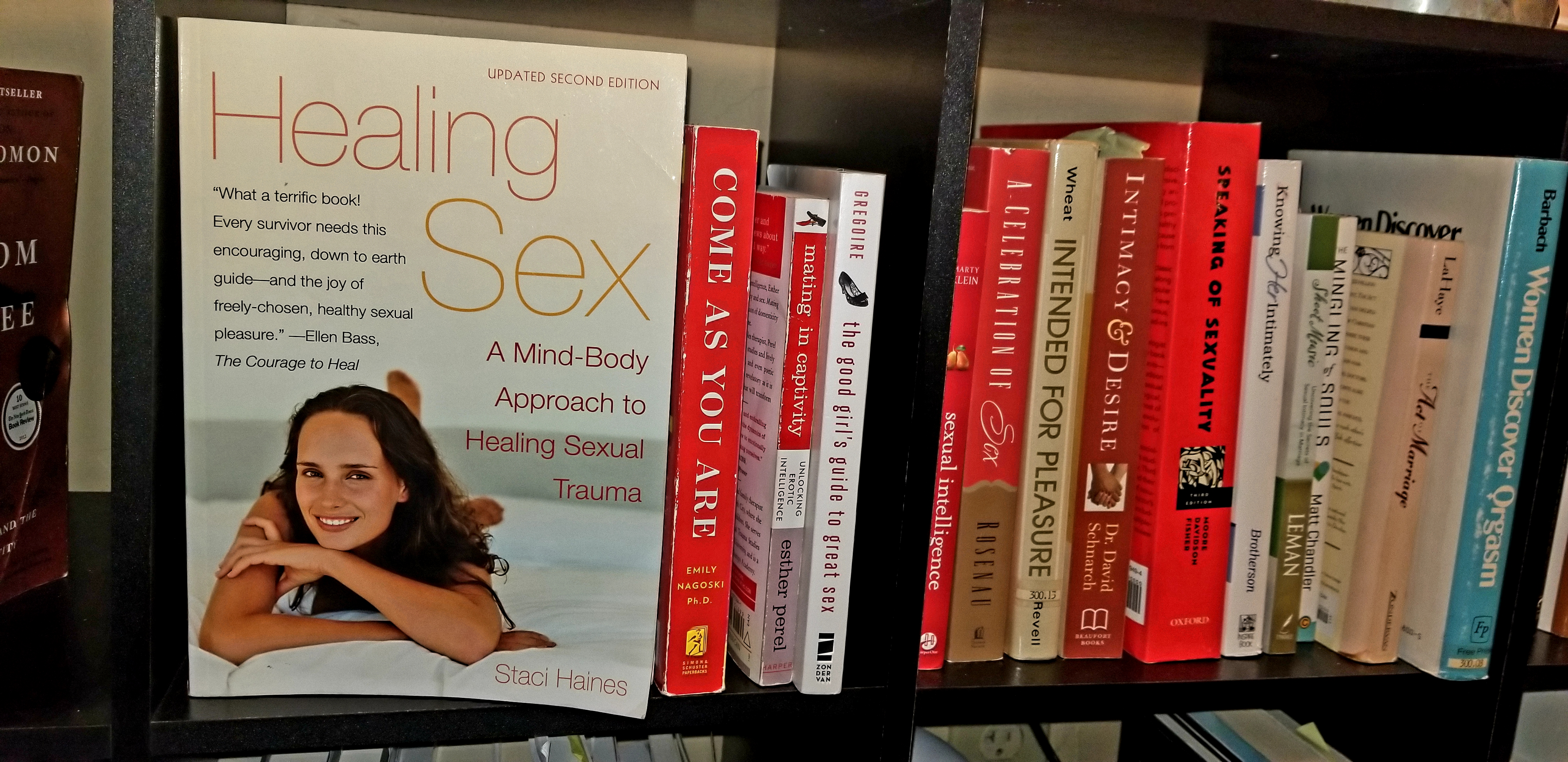 Review of Healing Sex: A Mind-Body Approach to Healing Sexual Trauma
