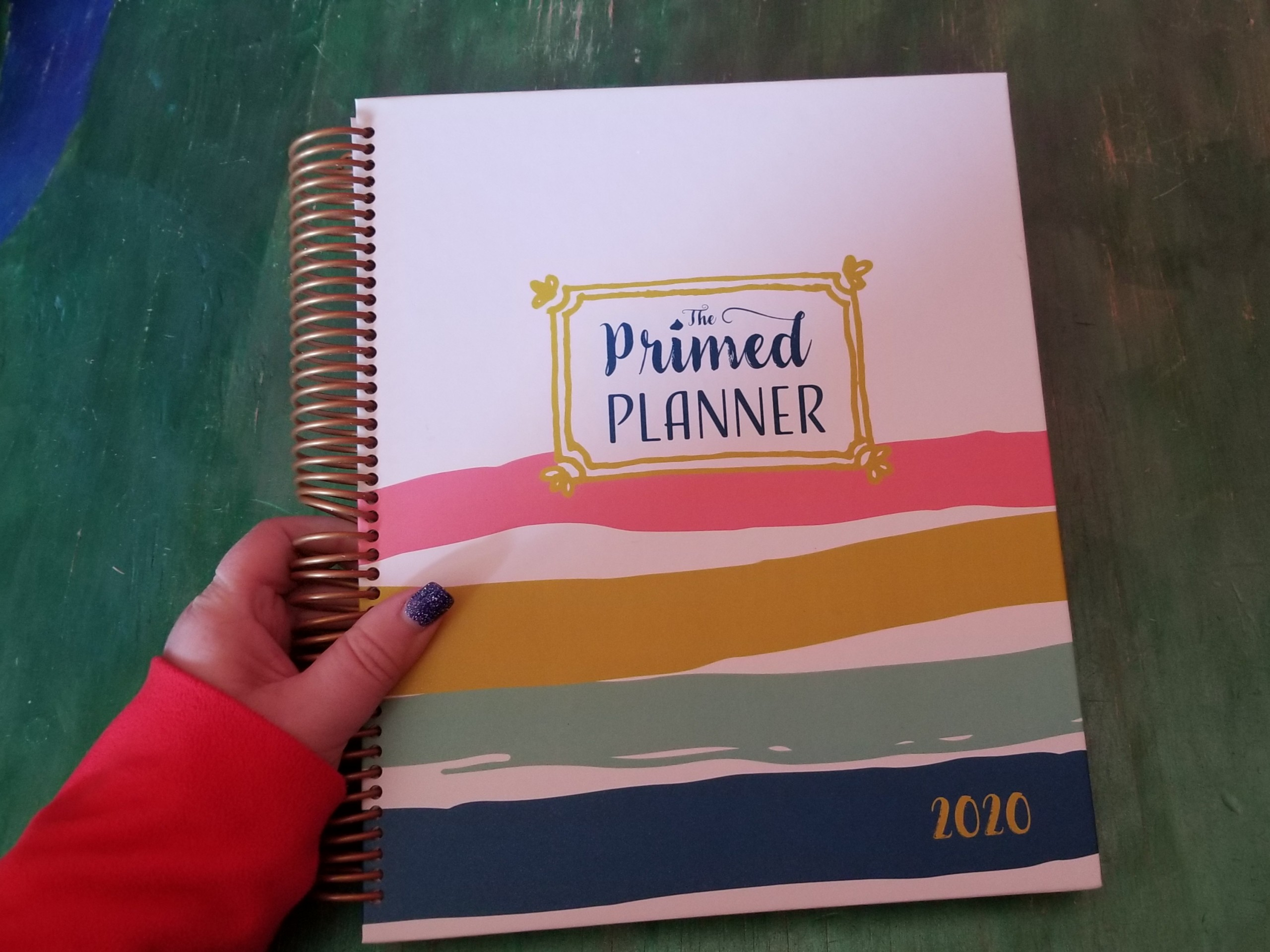 The Primed Planner – review